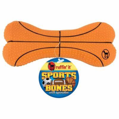 Ruffin' It Sport Bones W/squeaker Assort 20079 - Ruffin' It