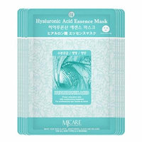 The Elixir Beauty MJ Korean Cosmetic Mask Pack Sheet Hyaluronic Acid Essence Mask, Elastic Moisturized Clean Relaxed (35 Pcs)