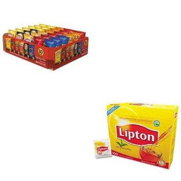 KITLAY52347LIP291 - Value Kit - Frito-lay, Inc. Classic Variety Mix (LAY52347) and Lipton Tea Bags (LIP291)