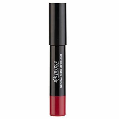 Benecos. Natural Shiny Lip Colour. Silky Tulip by Benecos