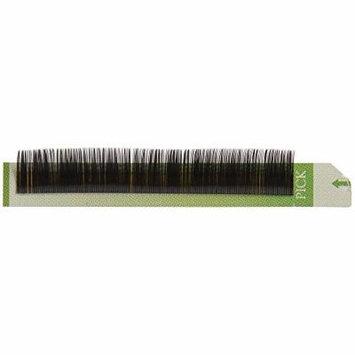 For Pro Optima Mink Eyelash Extensions, Black, 10 mm