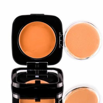 Emani All-In-One Vegan Deluxe Cream Foundation - 0.42oz (Medium)