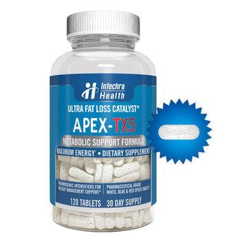 APEX-TX5 Ultra Fat Loss Catalyst Appetite Suppressant, 120 Tablets