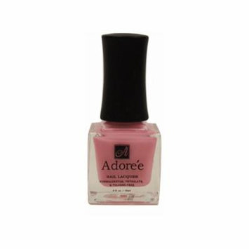 Adoree Nail Lacquer Beloved Pink .5oz