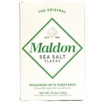 Maldon Sea Salt Flakes, 8.5 Oz Box TEJ