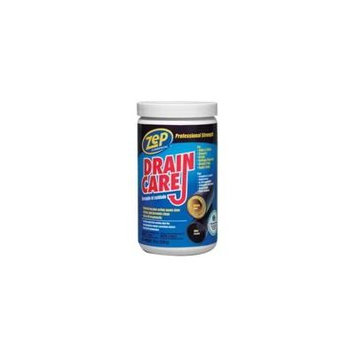 Drain Care 18 OZ Enzymatic Drain Cleaner Safe For All Plumbing Only One