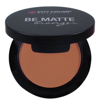 City Color Be Matte Bronzer - PECAN PIE