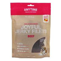Joyful Jerky Filets Anytime Treats for Dogs Beef - 3.25 oz.