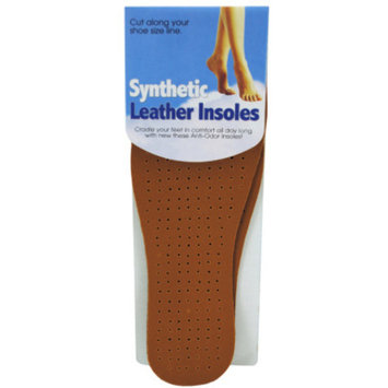 Synthetic leather insoles - Case of 24