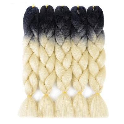 5Pcs/Lot Braiding Hair Extensions 24