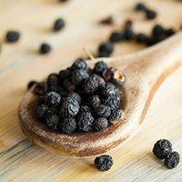 The Spice Lab No. 55 - Tasmanian Mountain Pepper - All Natural Kosher Non GMO Gluten Free, 1 oz Resealable Bag
