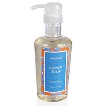 Seda France French Tulip Liquid Hand Soap 12oz.