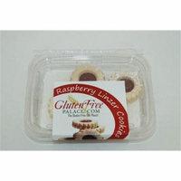 GlutenFreePalace.com Raspberry Linzer Cookies, 6 Oz. [ Pack]