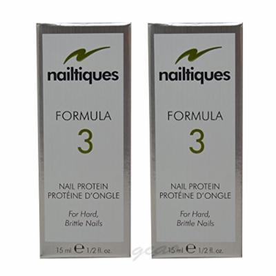 Nailtiques Formula 3 Nail Protein 0.5 oz ( 2 pcs )