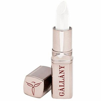 Gallany Cosmetics Creme Satin Frosted Lipstick, Hydrates Lips, Wears Like Lip Balm, Cruelty-Free, Made in USA (Marshmallow)