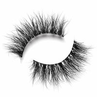 LILLY LASHES 3D Mink Lashes in style Lyla - Invisible band
