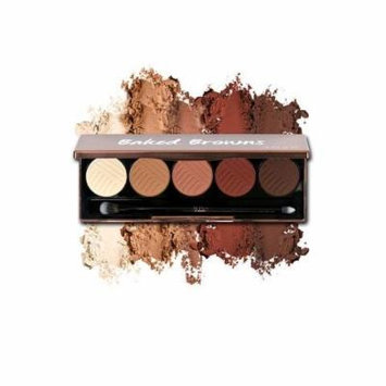 Dose Of Colors Eyeshadow Palette (Baked Browns)