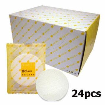 BEAUTE 3 Professional Grade Individual Pack Makeup Sponge 212 Small (24pcs)