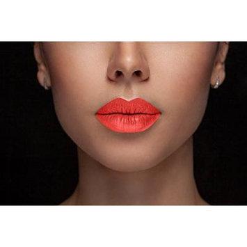 Glamorous Chicks Cosmetics - SHOW STOPPER - Orange Matte Liquid Lipstick - Waterproof, smudge proof, transfer proof, and 24 hour stay long lasting Matte Liquid lipstick