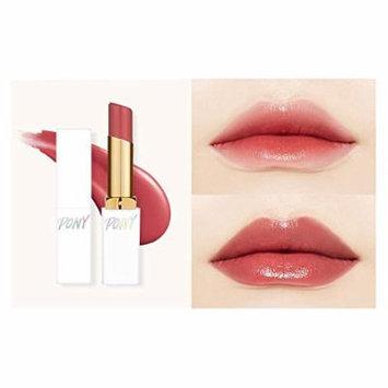 NEW Shine Easy Glam Lipstick / Pony Effect / PonyxMemebox (Dry Rose)