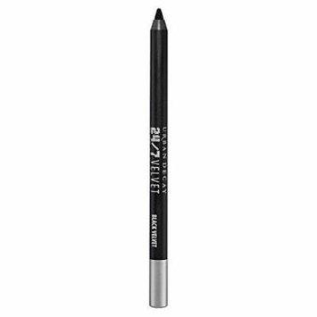 UD 24/7 Velvet Glide-On Eye Pencil-Black Velvet