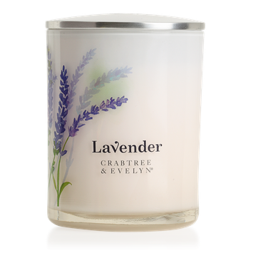 Crabtree & Evelyn Lavender Poured Candle