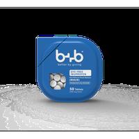 Bb b+b Dye-Free Ibuprofen Tablets, 50-Count