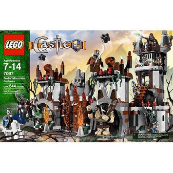 LEGO Castle: Troll's Dark Fortress (7097)