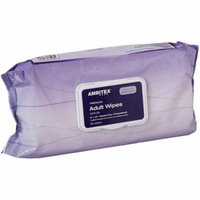 Ambitex Adult Wipes 64 ea