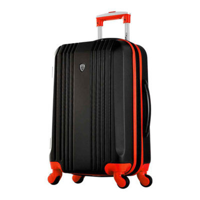 Olympia Apache II 21-inch Carry On Hardside Spinner Suitcase