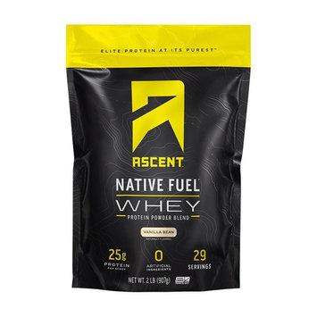 Native Fuel Whey Protein Powder Blend Vanilla Bean - 2 lbs.