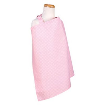 Trend Lab Sky Dot Nursing Cover, Pink