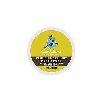 Caribou Coffee, Vanilla Hazelnut Dreamstate K-Cups (24 Count)