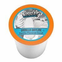 Brooklyn Beans Vanilla Skyline Decaf Single-Cup Coffee for Keurig K-Cup Brewers, 40 Count