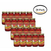 PACK OF 20 - Classico Signature Recipes Spicy Tomato & Basil Pasta Sauce, 24.0 OZ