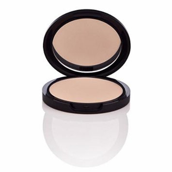 NU EVOLUTION Pressed Powder Foundation Made with Natural Ingredients - No Parabens, Talc, Gluten 202
