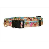 Yellow Dog Design BP101S Beach Party Standard Collar - Small
