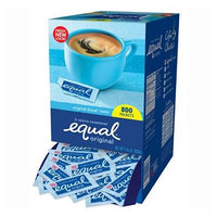 Equal 0 Calorie Sweetener - 800 packets (pack of 2)