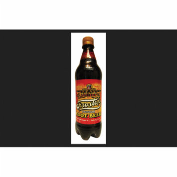 Frostop Root Beer Soda 24 oz. Bottle