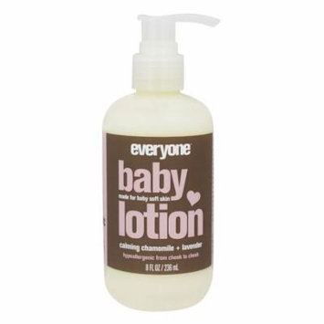 EO Products - Everyone Baby Lotion Calming Chamomile & Lavender - 8 oz.(pack of 12)
