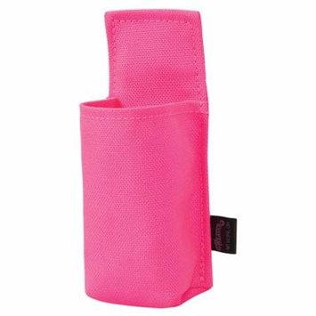 Weaver Leather Hot Pink Pig Face Brush Holder
