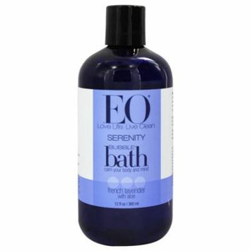 EO Products - Bubble Bath Serenity French Lavender with Aloe Vera