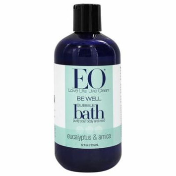 EO Products - Bubble Bath Be Well Eucalyptus & Arnica