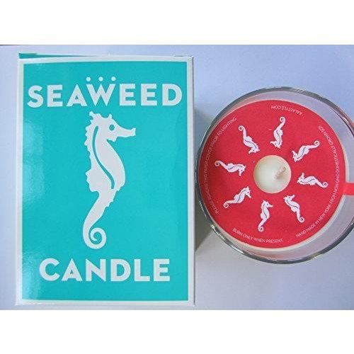 Swedish Dream Seaweed Candle by KalaStyle