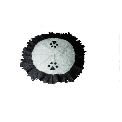 Le Sharma LSPR-10 Eco-Friendly Pet Rug, Black