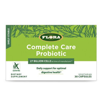 Complete Care Probiotic Flora Inc 30 Caps