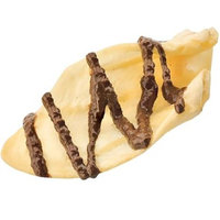 Barkworthies Lamb Ear with Liver Icing [Options : Barkworthies Lamb Ear with Liver Icing]