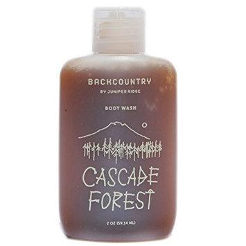 Juniper Ridge Backcountry Body Wash - Cascade Forest - 2 oz