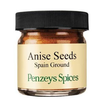Anise Seed Ground By Penzeys Spices 0.9 oz 1/4 cup jar