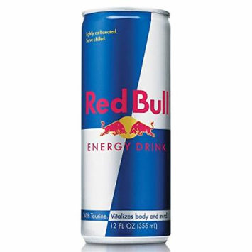 Red Bull Energy Drink (12 oz. cans, 24 pk.) (pack of 2)